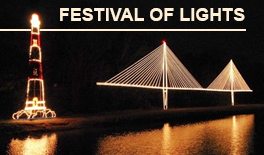 Charleston County Festival of Lights