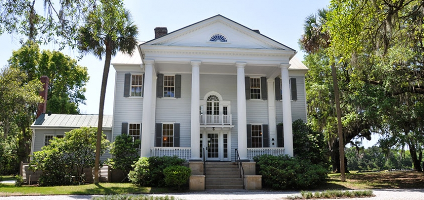 McLeod Plantation on James Island